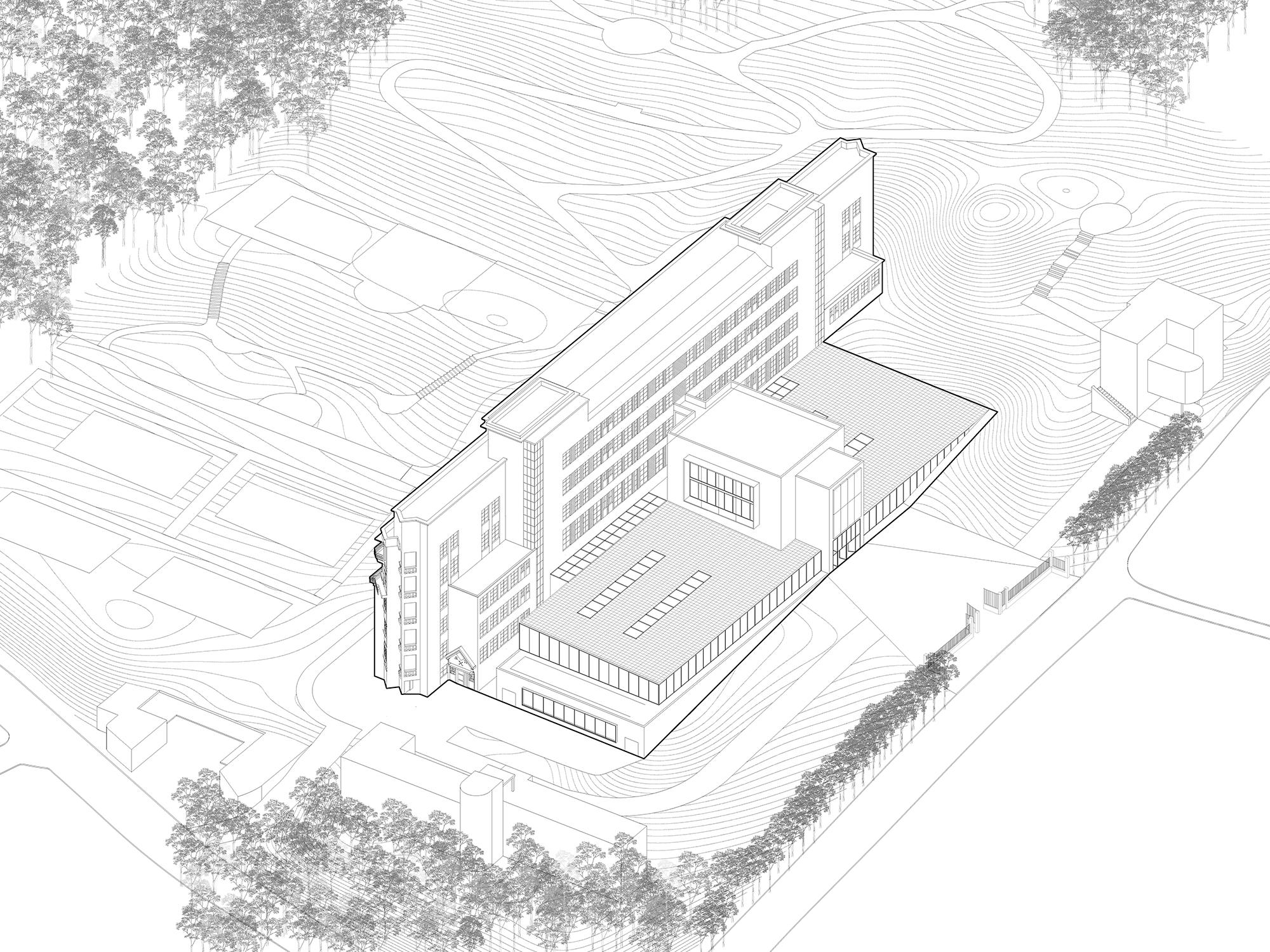 École D Architecture Clermont ecole d'architecture de clermont-ferrand - dominique lyon