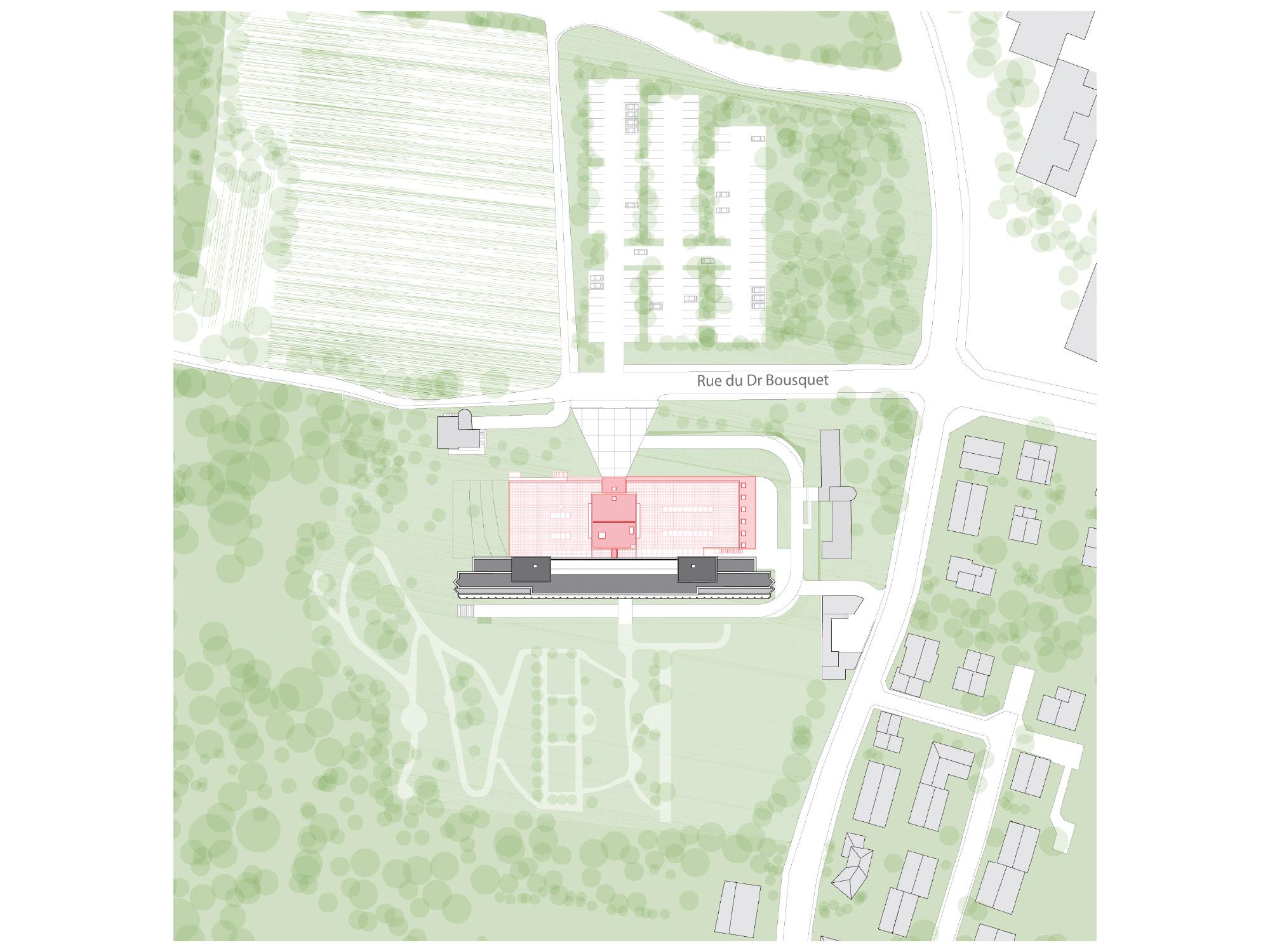 Ecole d 39 architecture de clermont ferrand dominique lyon Ecole architecture